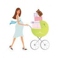 Baby shower: il miglior modo di festeggiare la mamma dagli States e le sue VIP sbarca anche in Italia