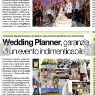 Perché affidarsi al wedding planner? Intervista da Il Giornale di Vicenza