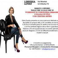 Regalati 4 ore di pure fashion SABATO 8 GIUGNO presso Lovat Lab a Treviso con Cristina!!