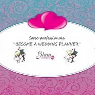 APERTE ISCRIZIONI PER IL CORSO INTENSIVO WEDDING PLANNER