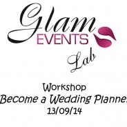 Workshop Become a Wedding Planner 13/09/14