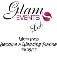 Workshop Become a Wedding Planner 13/09/14