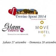 GLAM EVENTS  partecipa alla fiera TREVISO SPOSI sabato 27 e domenica 28 settembre