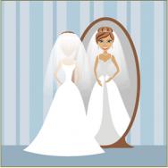 La prima prova dell'abito da sposa, emozione e organizzazione…