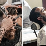 Sposo con barba o senza…