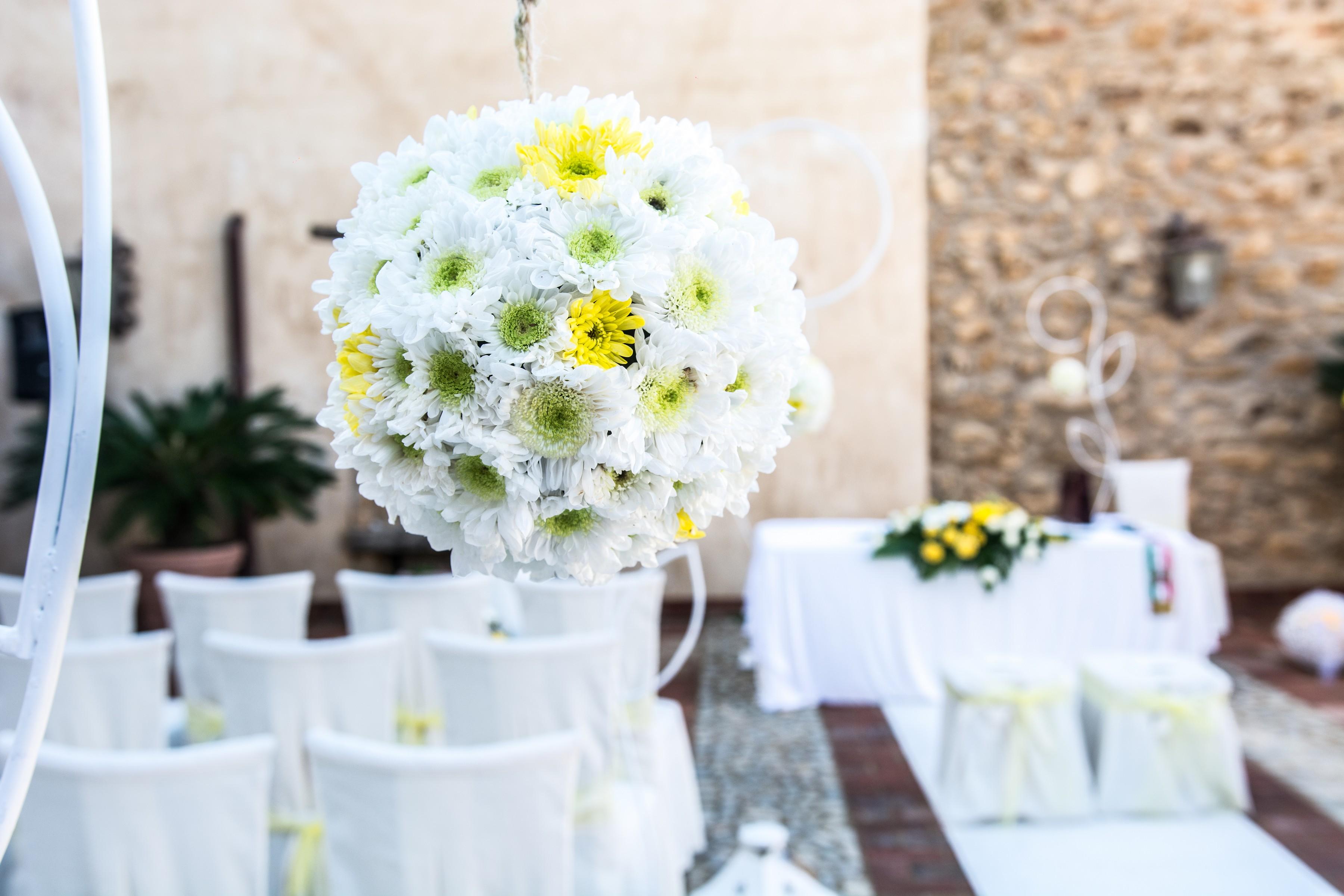 allestimento floreale cerimonia