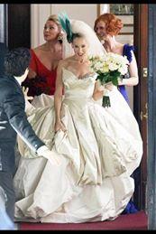 carry abito da sposa