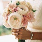 bouquet sposa tre fiori