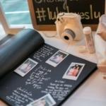 guest book foto