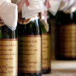 tableau bottiglia vino Glam-Events
