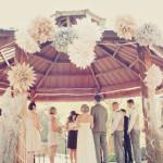 matrimonio sotto il gazebo galm events