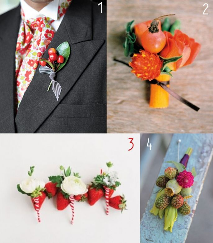 boutonniere- Glam Events