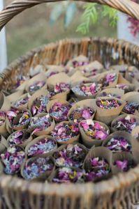 fiori secchi matrimonio