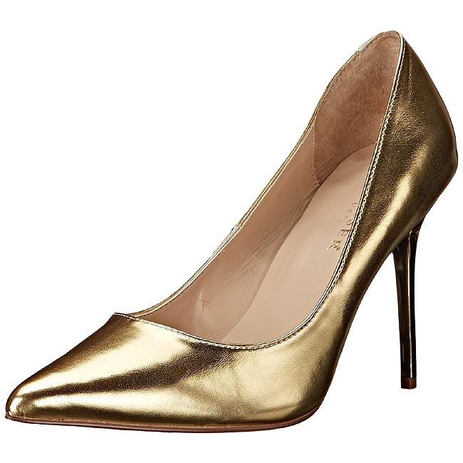 Gold-Matt-10-cm-CLASSIQUE-20-High-Heels-Pumps-fuer-Maenner-7977_1