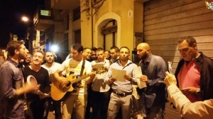 coro serenata