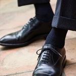 scarpa con calzino